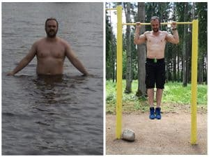 extremely body transformation