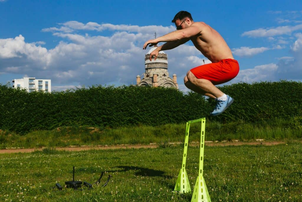 plyometric exercises for legs to build athleticism