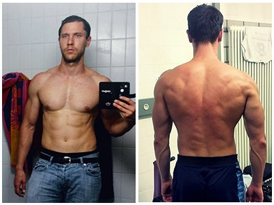 high volume calisthenics transformation