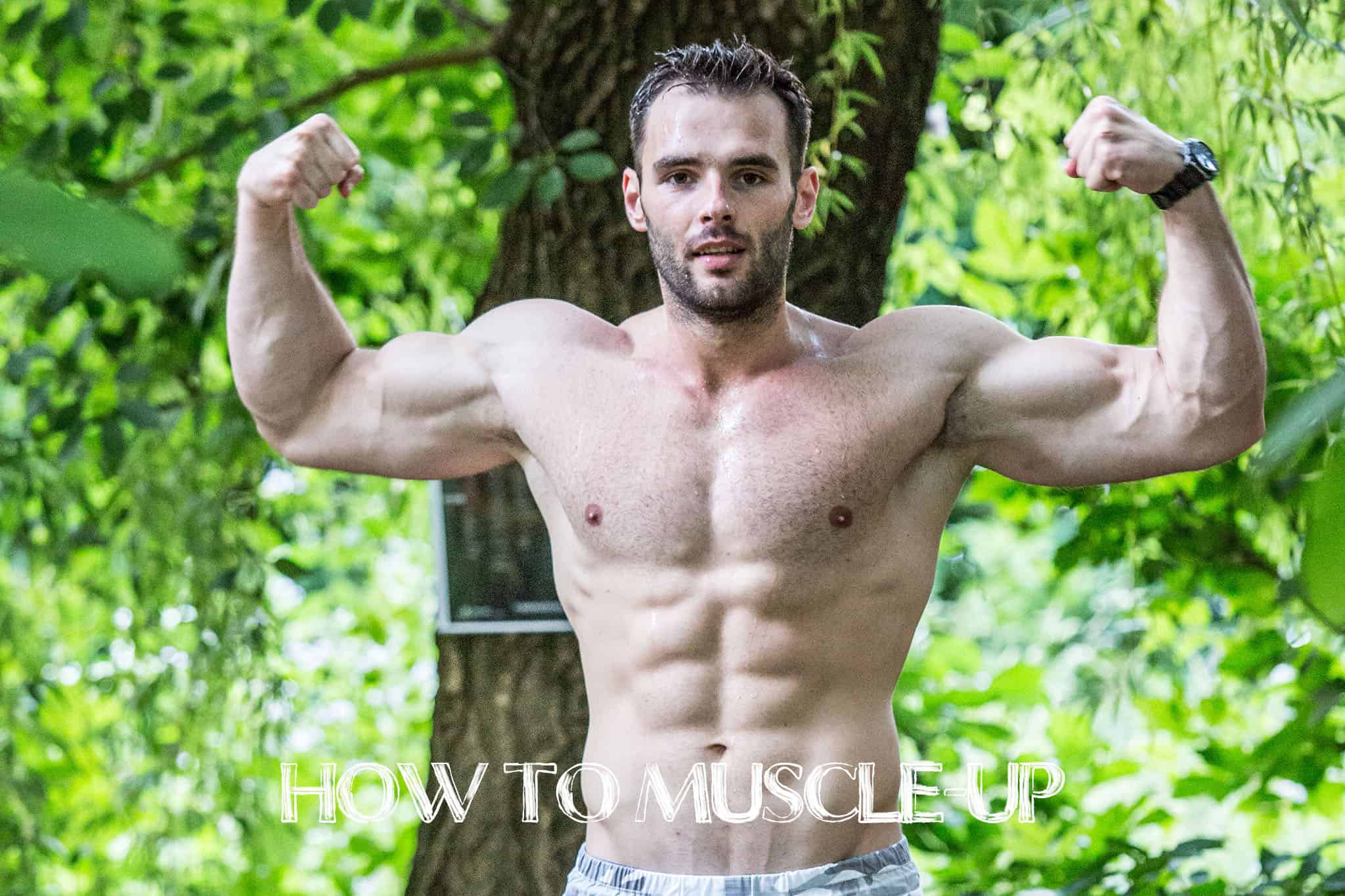 how to do muscle-ups